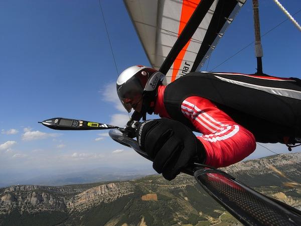 Volo in deltaplano. Fonte immagine: gustavovitali.t