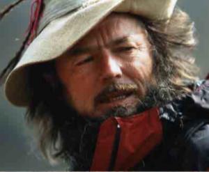 Fausto De Stefani. Fonte: locandina CAI Montebelluna