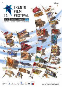 Il manifesto del 64° Trento Film Festival