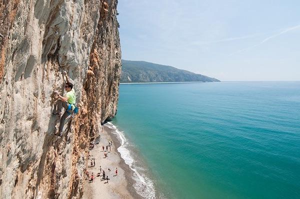 Climbrave Festival. Fonte: palinuroclimbing.it