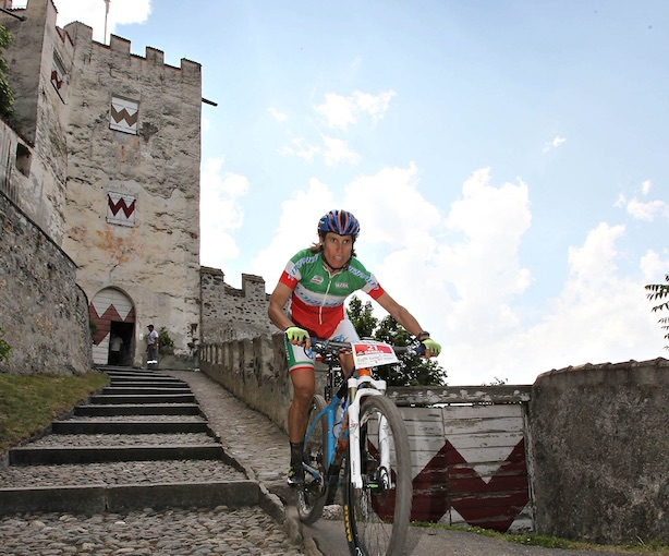 Ortler Bike Marathon, Val Venosta. Fonte: press gara