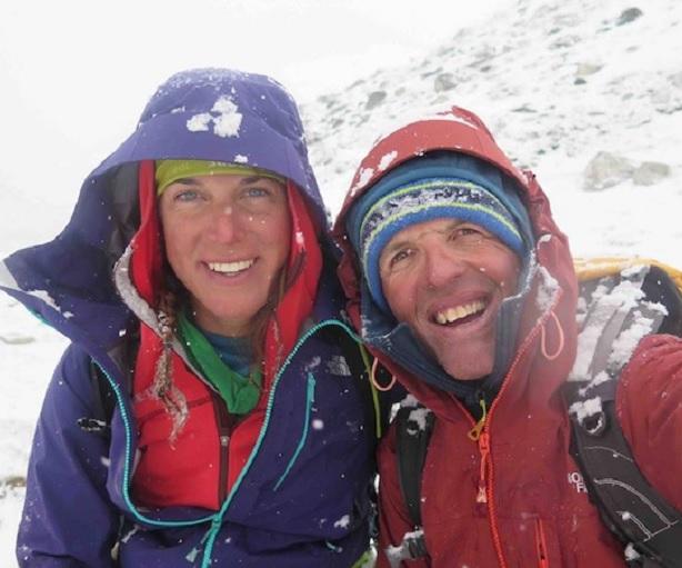 Simone Moro e Tamara Lunger, Nanga Parbat