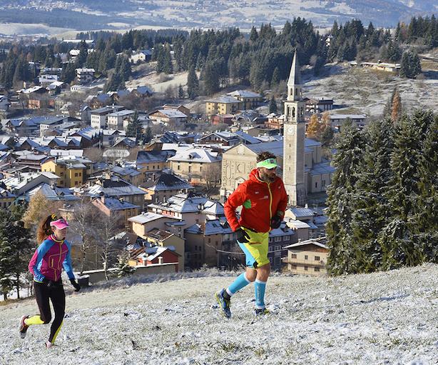 Trail trittico di gare nell 39 altopiano di asiago vi dal for B b ad asiago