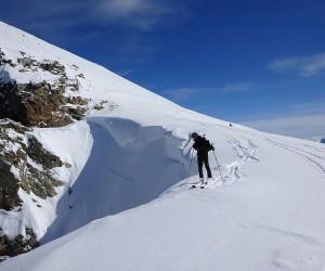 Monte Cabianca: perlustraione del percorso. Fonte: trofeoparravicini.org