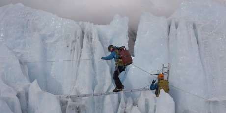 Sherpa. Fonte: Spazio Oberdan