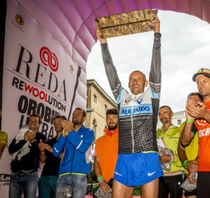 Orobie Ultra Trail 2016: Oliviero Bosatelli. Foto: Roby Bragotto