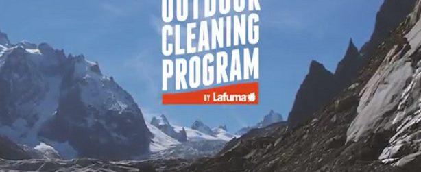 outdoor cleaning program