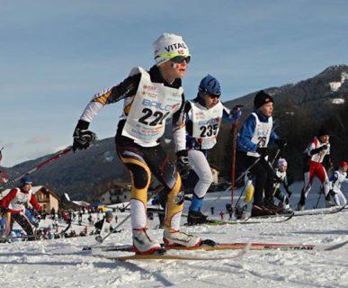 Trofeo Topolino Sci di Fondo n.30. Fonte: news.giudicarie.com