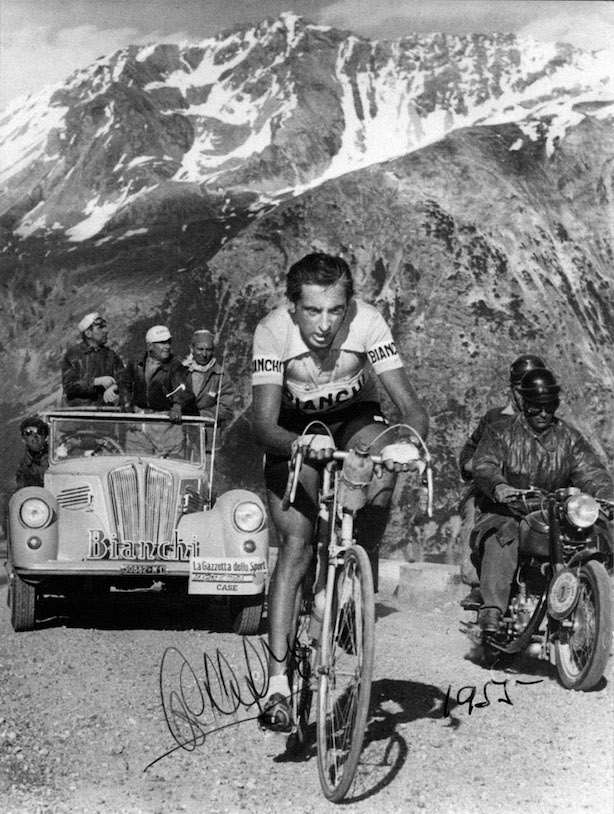 Le Bici Di Coppi Mountainblogmountainblog The Outdoor Lifestyle