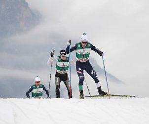 Coppa del Mondo di Combinata Nordica  Fiemme 2016. Individual Gundersen/Bauer. Fonte: press evento