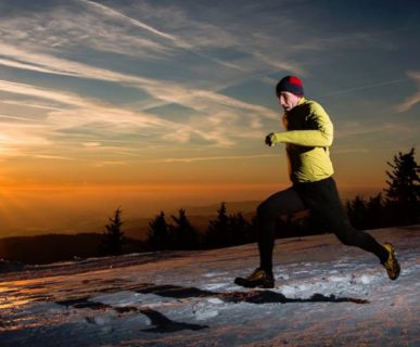 Cortina CAI Snow Run. Fonte: facebook