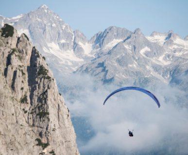 X-Alps. Foto: Kelvin Trautman/RedBull Content Pull