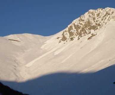 Monte Pianard. Fonte: Aree Protette Alpi Marittime
