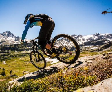 Foto: La Thuile Enduro World Series.