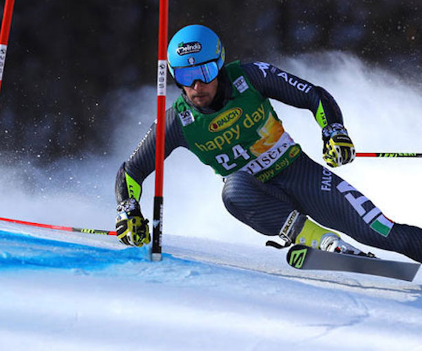 Slalom gigante Val d'Isere: classifica