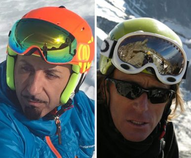 Luca Jurman e Alberto Laurora. Fonte: nazionaleartistiskiteam.com
