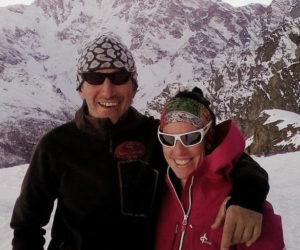 Massimo Medina e Cristina Piolini
