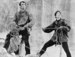 "Immagine dal film ""Cliffhanger"". Fonte: TFF"