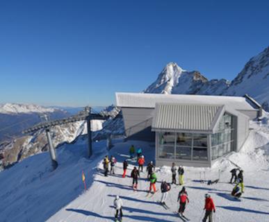 Panorama 3000 Glacier.