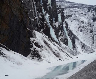 614PX511-Lowe River at Valdez. Photo from Valdez Ice Climbing Festival Facebook Page