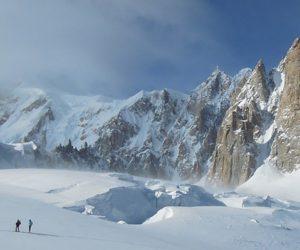 Monte Bianco. Foto: Guide Alpine Italiane