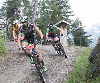 Dolomitica Brenta Bike: Sarai - Valsecchi - Degasperi.  Fonte: press evento