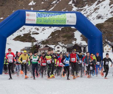 Partenza Meitza Lauf 2017. Foto: Luigi Framarini
