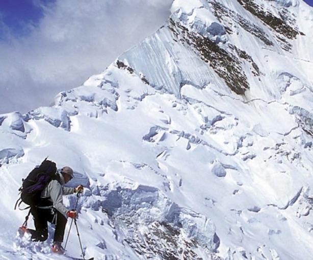 """Immagine dal libro """"Ski Spirit"""" di Giorgio Daidola"""