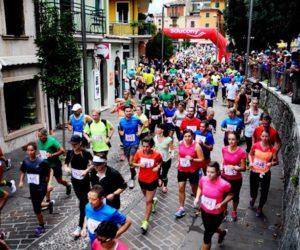 arch. Lake Garda Marathon