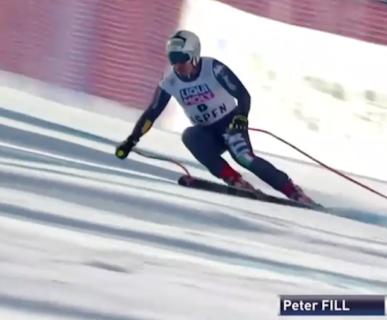 Peter Fill, Aspen. Fonte: Eurosport.com