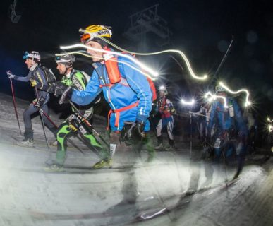Sellaronda Skimarathon 2016. Fonte: facebook