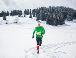 Dolomiti Winter Trail 2017: Tadei Pivk, Lavarone. Foto: Marco Gober