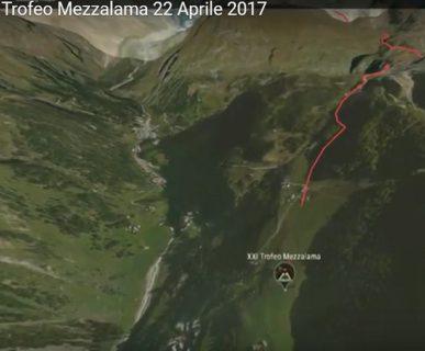 percorso mezzalama 2017