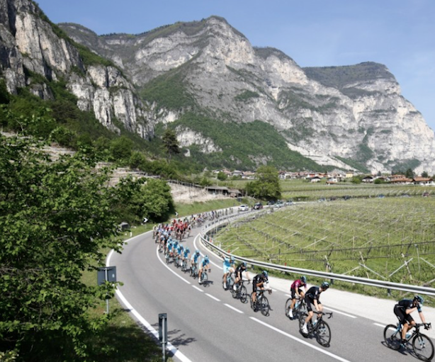 Tour of the Alps, colpo doppio Thomas