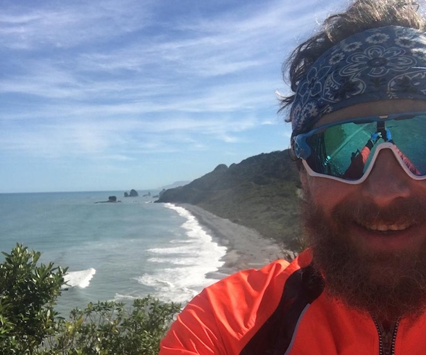 Lavventura In Bicicletta Di Jovanotti In Nuova Zelanda 3000 Km E