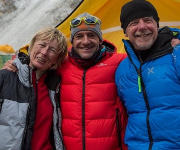 Alpinismo, Nives Meroi e Romano Benet: coppia italiana scala 8000 metri dell'Annapurna