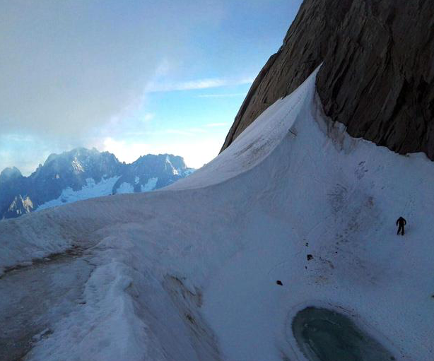 Monte Bianco, precipitano 4 preti slovacchi