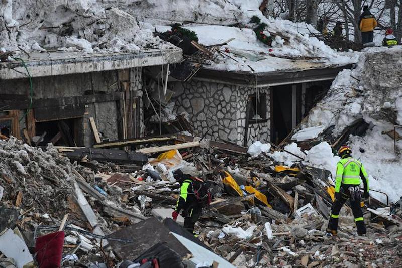 Rigopiano: 23 avvisi di garanzia per la tragedia dello scorso inverno