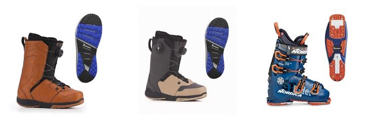 Scarpone da snowboard RIDE LASSO con suola MICHELIN che offre trazione su  ogni tipo di terreno e performance fino a -40°C. d3af0649a99