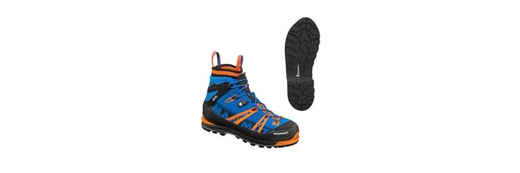 SCARPONE da alpinismo MAMMUT Nordwand Light Mid GTX con suola Michelin a  tecnologia Fiber Lite d0d7e225b40