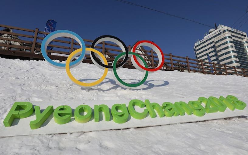 PyeongChang2018. Fonte