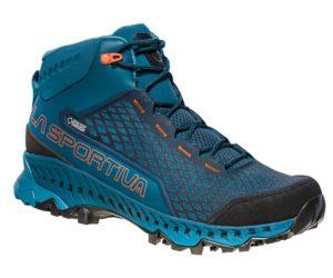 Scarponcino fast hiking di taglio mid per l escursionismo veloce. Adotta  soluzioni che sono parte del DNA mountain La Sportiva combinandole a  tecnologie e ... 1746c597aa6