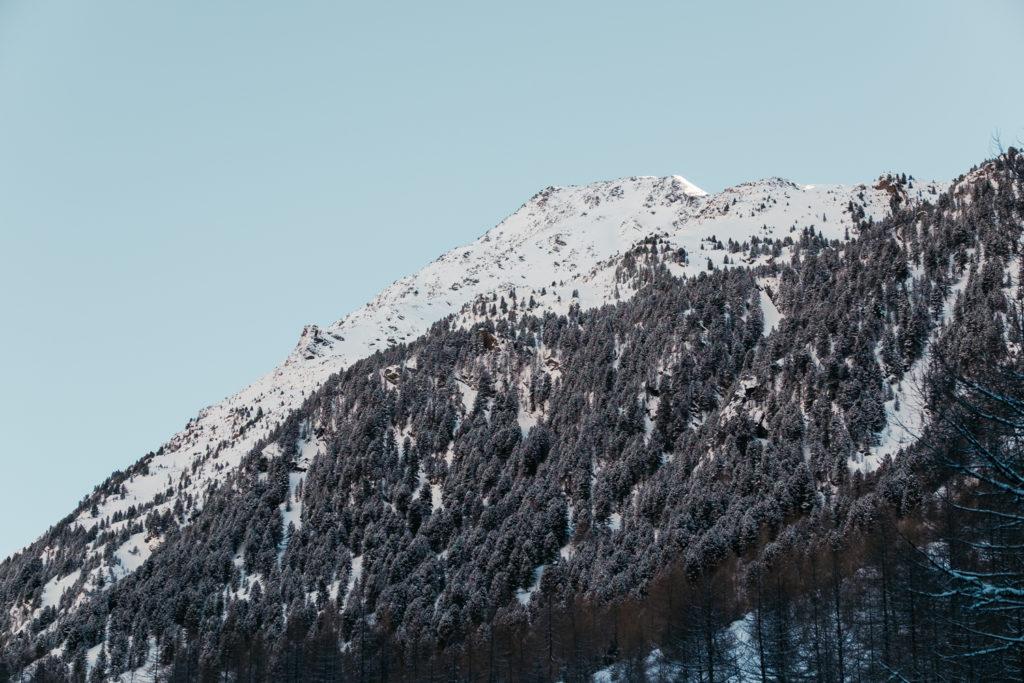 Simone Enei - Tracce di libertà - Scialpinismo