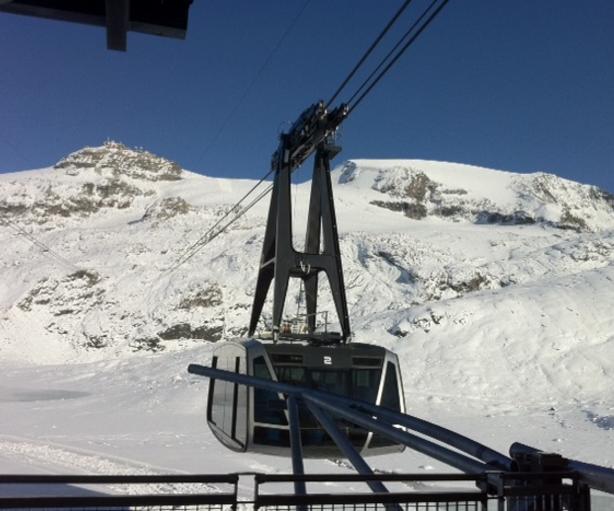 Pronto il faraonico progetto svizzero: la funivia Zermatt