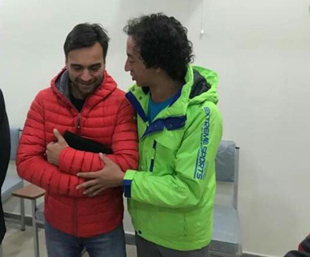 Alpinismo: parte fund raising per ricerche Nardi e Ballard