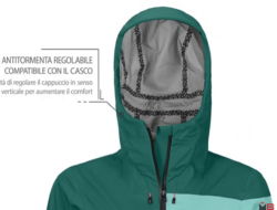 ORTOVOX DEEP SHELL JACKET