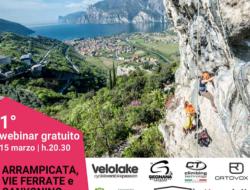 webminar arrampicata