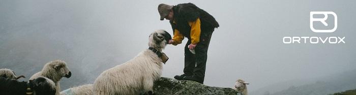 ortovox lana sostenibile